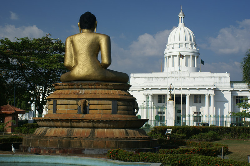 Colombo Civic Town hall