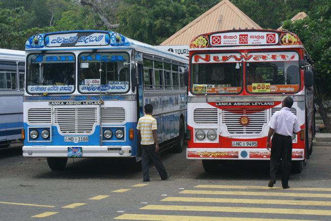 Image result for sri lanka private bus
