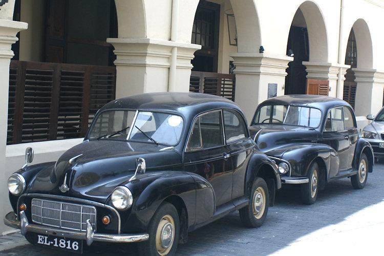Old Cars in Sri Lanka