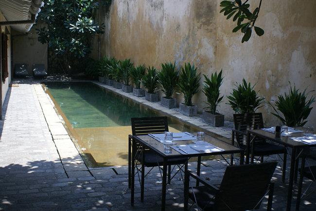 Small Courtyard Pools