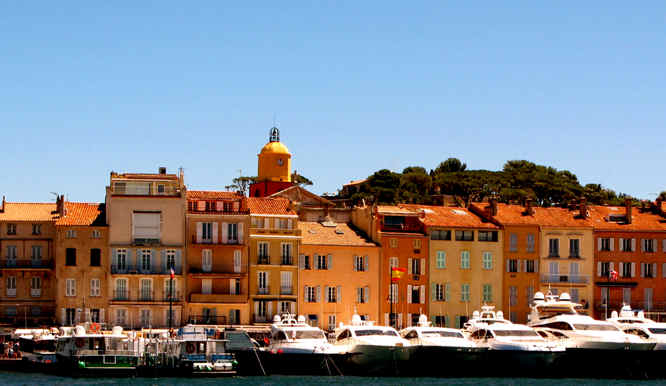 St Tropez South of France Travel Guide Tips