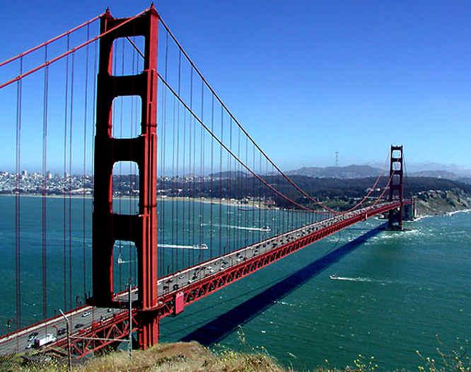 San Francisco Hotels Near Golden Gate