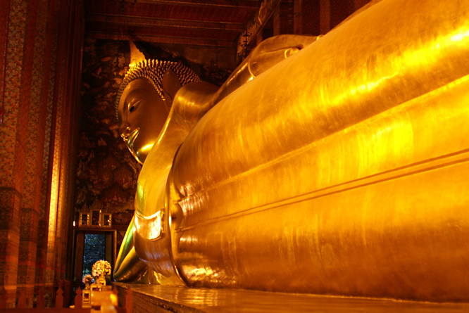 & Bangkok Wat Pho Temple of the Reclining Buddha islam-shia.org
