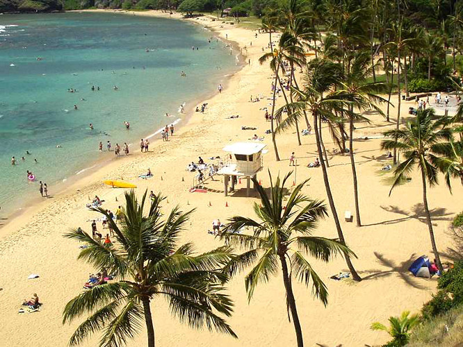 Hawaian Beach photo