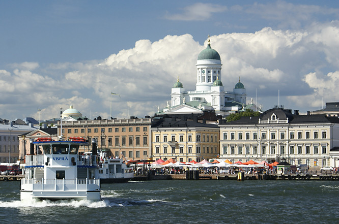 Helsinki Finland Sightseeing Day Trip City Break Travel Tips