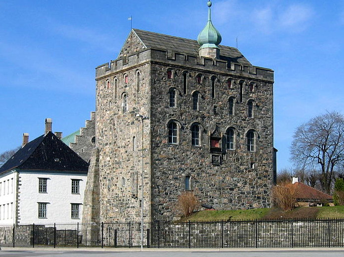 haakons hall rosenkrantz tower