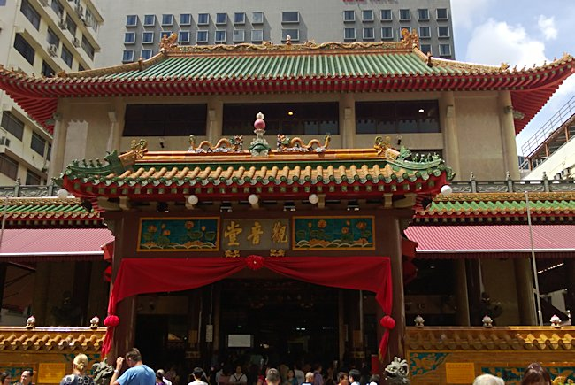 Kwan Im Thong Hood Che Chinese Temple