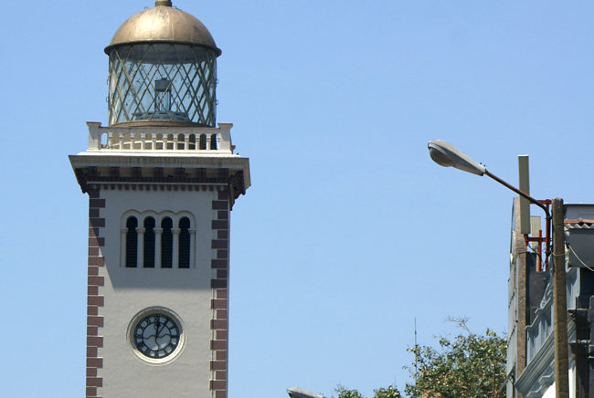 Colombo Chatham Street Clock Tower & Lighthouse