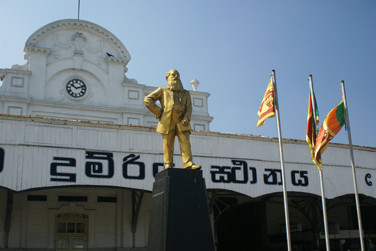 Colombo Fort Railway Station Contact Number Pictures