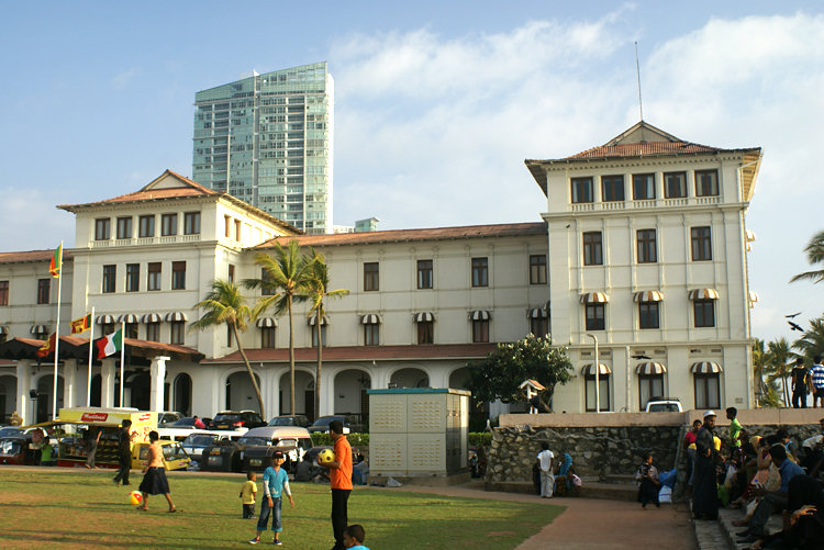 Colombo Galle Face Hotel
