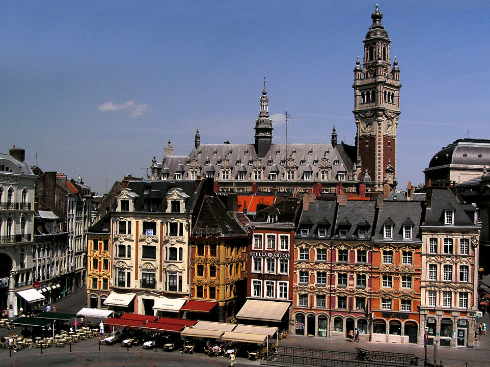 Lille Eurostar French Weekend City Break in Northern France Travel